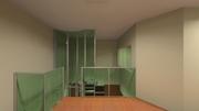 Sala de Espera Superior Vista Recepção