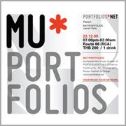 MU*PORTFOLIOS Launch Party