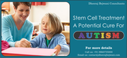 Get the best affordable stem cell treatment for autism in India