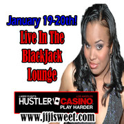 jiji Sweet Live At Hustler Casino - Jan. 19-20th, 2017