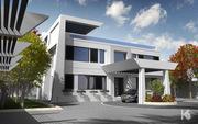 Private Contemporary Villa 01