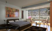 Remodelación apartamento en Caracas. Imagen diurna