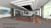 Boardroom -re-rendered in Path tracer