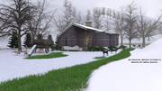 SNOW TIME - 3D DIGITAL MEDIA STUDIO 9