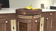 Showroom Chopping board Unit