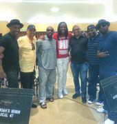 Marcus Miller,Ralph Johnson , Paul Anthony,Verdine White, Reginald Hudlin, Bowlegged Lou & B-Fine