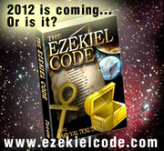 2012 is coming... THE EZEKIEL CODE now on Kindle for just $4.95!