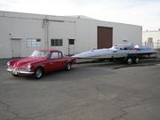 1953 Studebaker and Shanty II