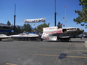 Shanty and Skip-A-Long, 2012 S. Tahoe Boat Show