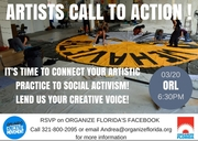 Artist Call for the People's Climate March