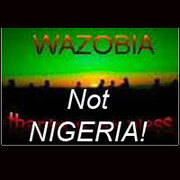 WAZOBIA IS A LIE, NOT NIGERIA!