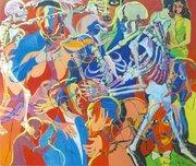 นิทรรศการศิลปกรรมจารึกแห่งสยาม (โลกียะ โลกุตระ)