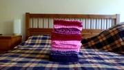 Girly Blanket Squares