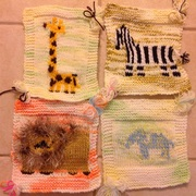 Detail....Africa Blanket Pack