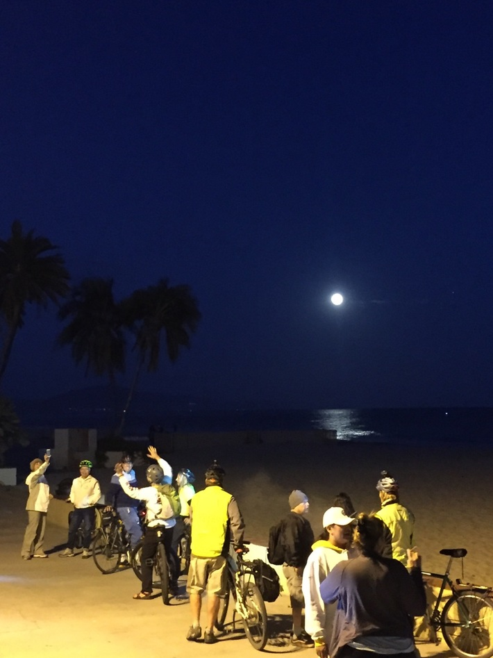 Full Moon Ride Sat May 21, 2016
