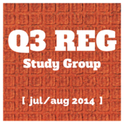 Q3 REG Study Group - 2014