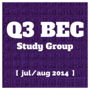 Q3 BEC Study Group - 2014