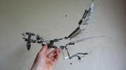 bird armature - flying 2
