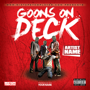 Goons On Deck - Mixtape Cover