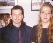 Maria and Trevor