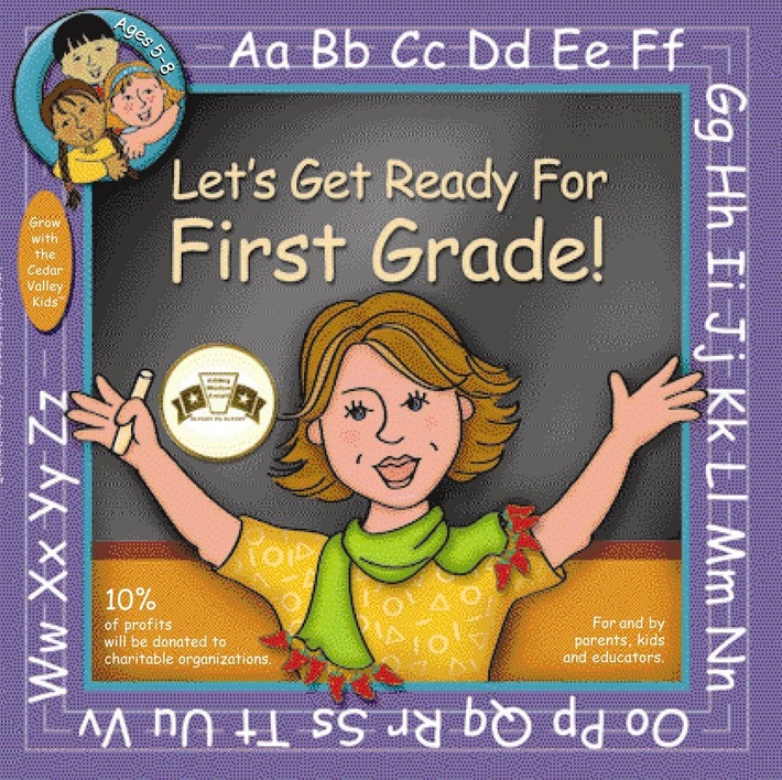 Let's Get Ready For First Grade!