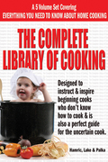 Library of Cooking Cover