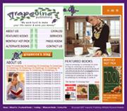 Grapevine Splash Page