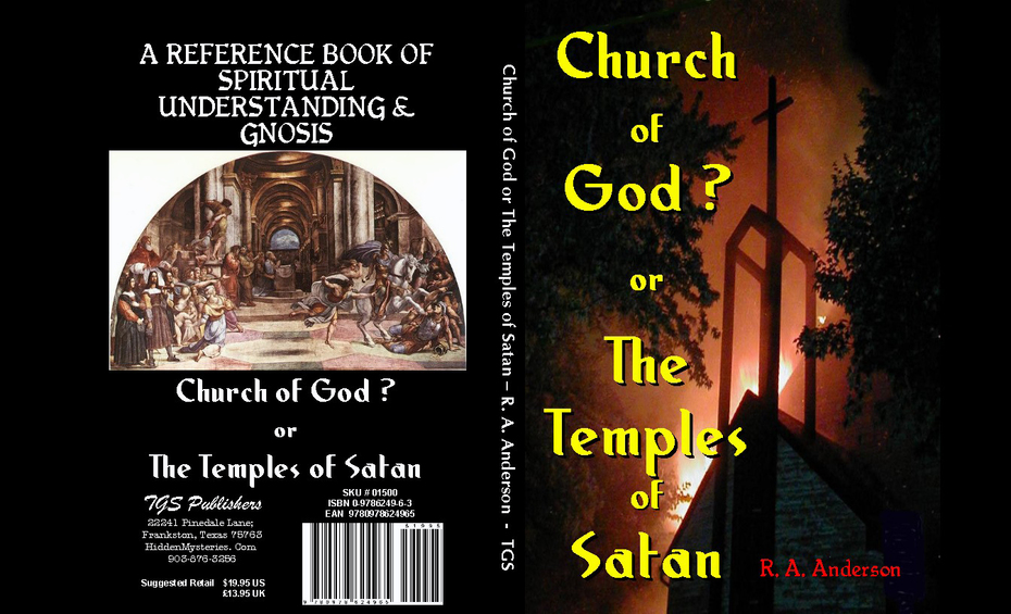 Church of God? or the Temples of Satan