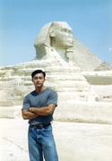 Me at the Pyramid