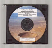 Falling From the Sky, A Meteorite Resource CD