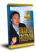 4 Steps To Financial Freedom Audio CD