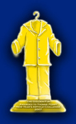 Golden PJs Statue