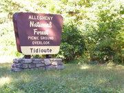 nat. forest sign