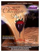 Chocolate Dip N Sip