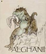 Alghanii Demon