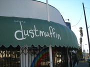Dustmuffin - Sunset Boulevard and Maltman Avenue in Silver Lake Los Angeles