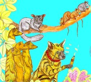 Portfolio of Susan Cook-Jahme's Illustration