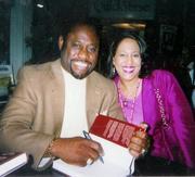 PAM & DR. Myles Monroe