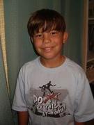 My grandson Jeren