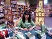 Borders Book Signing.