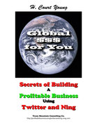 Twitter and Ning eBook Cover