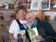 Linda Ballou with Carolyn Howard Johnson