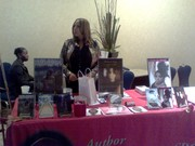 Book Signing at Hilton with WagFest '09
