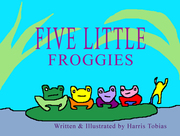 5 Frogs cover front