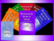 Official Book Launch for Series:  Becoming the Bride of Christ:  A Personal Journey""