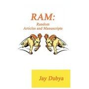 RAM: Random Articles and Manuscripts