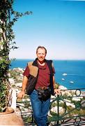 Jay on Capri
