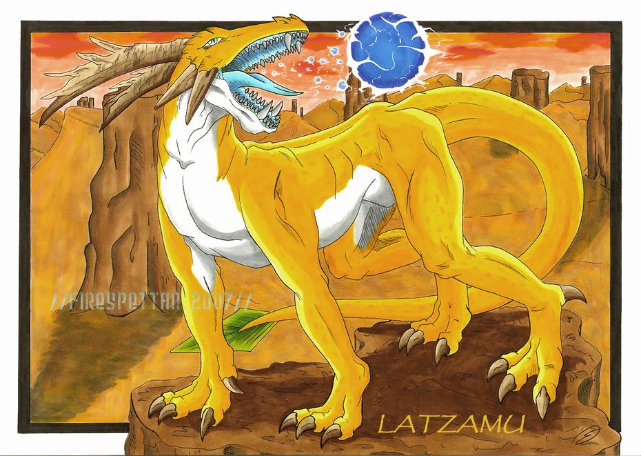 Latzamu