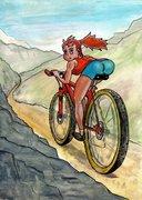 bikegirlakv