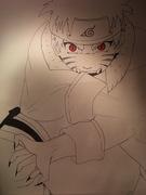 Nine-Tail Naruto